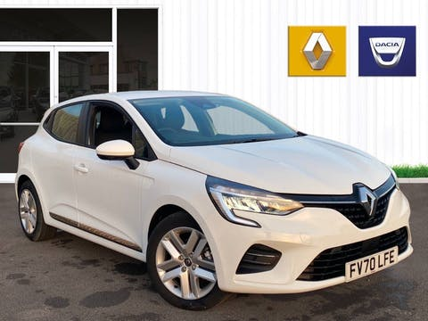 Renault Clio 1.0 Tce Play Hatchback 5dr Petrol Manual (s/s) (100 Ps) | FV70LFE