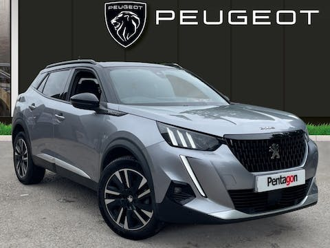 Peugeot 2008 1.5 Bluehdi GT Line SUV 5dr Diesel Manual (s/s) (100 Ps)   FV70SMO