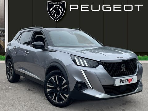 Peugeot 2008 1.5 Bluehdi GT Line SUV 5dr Diesel Manual (s/s) (100 Ps) | FV70TFU