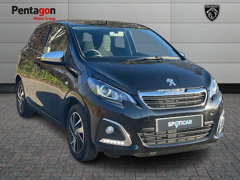 Peugeot 108 1.0 Collection Hatchback 5dr Petrol (s/s) (72 Ps) | FV70UTF