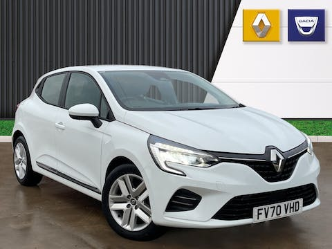 Renault Clio 1.0 Tce Play Hatchback 5dr Petrol Manual (s/s) (100 Ps) | FV70VHD