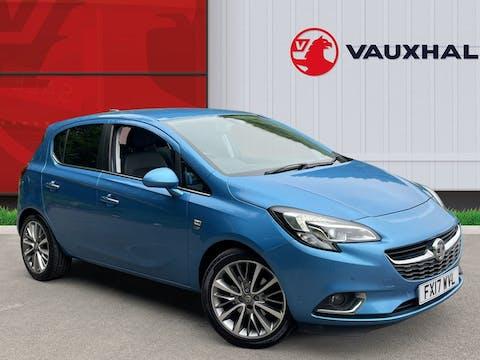 Vauxhall Corsa 1.0i Turbo Ecoflex Elite Hatchback 5dr Petrol (s/s) (90 Ps) | FX17WVL