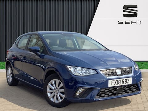 SEAT Ibiza 1.0 Mpi SE Technology Hatchback 5dr Petrol Manual (s/s) (75 Ps) | FX18RBZ