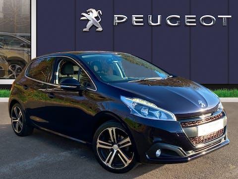 Peugeot 208 1.2 Puretech GT Line Hatchback 5dr Petrol (s/s) (110 Ps) | FX18VKE