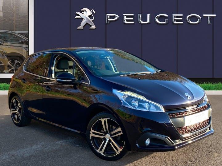 Peugeot 208 1.2 Puretech GT Line Hatchback 5dr Petrol (s/s) (110 Ps) | FX18VKE | Photo 1
