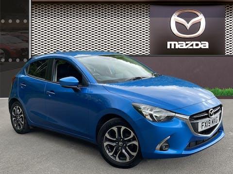 Mazda Mazda2 1.5 Skyactiv G Sport Nav Plus Hatchback 5dr Petrol (s/s) (90 Ps) | FX19MXG