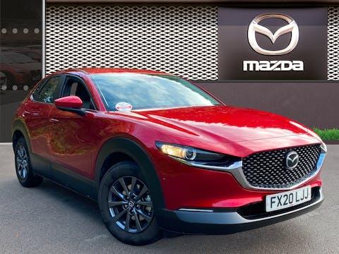 Mazda CX-30 2.0 Sky Activ-x Mhev Se-l 5dr Auto | FX20LJJ