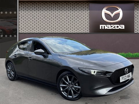 Mazda Mazda3 2.0 E Skyactiv G Mhev Sport Lux Hatchback 5dr Petrol Manual (s/s) (122 Ps) | FX21NWG