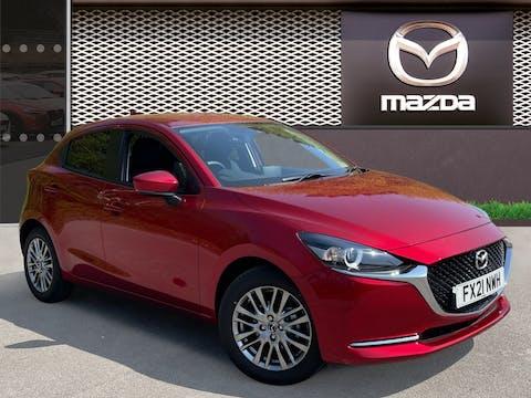 Mazda Mazda2 1.5 Skyactiv G Sport Nav Hatchback 5dr Petrol Auto (s/s) (90 Ps) | FX21NWH
