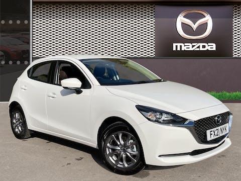 Mazda Mazda2 1.5 Skyactiv G Mhev SE L Nav Hatchback 5dr Petrol Manual (s/s) (90 Ps) | FX21NYK