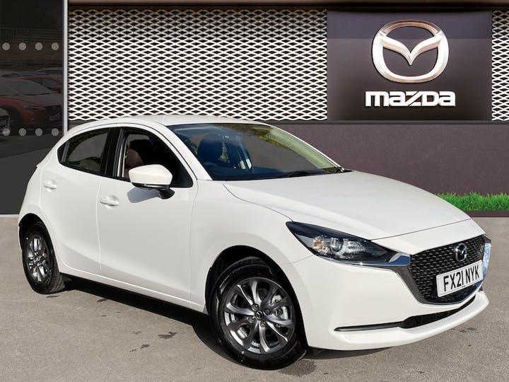 Mazda Mazda2 1.5 Skyactiv G Mhev SE L Nav Hatchback 5dr Petrol Manual (s/s) (90 Ps) | FX21NYK | Photo 1