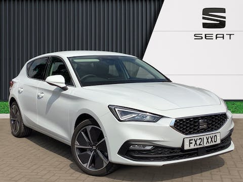 SEAT Leon 1.4 12.8kwh XCellence Lux Hatchback 5dr Petrol Plug In Hybrid DSG (s/s) (204 Bhp)   FX21XXO