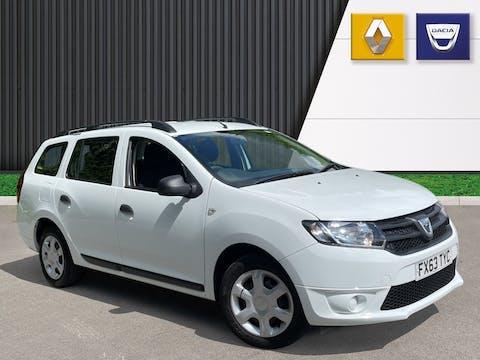 Dacia Logan Mcv 1.2 Ambiance Estate 5dr Petrol Manual (135 G/km, 75 Bhp) | FX63TYC