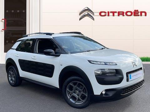 Citroen C4 Cactus 1.2 Puretech Feel Hatchback 5dr Petrol (eu6) (82 Ps) | FX67VSF