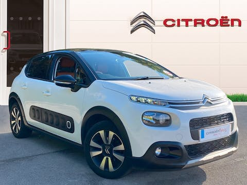 Citroen C3 1.6 Bluehdi 100PS Flair 5dr | FX67VTE
