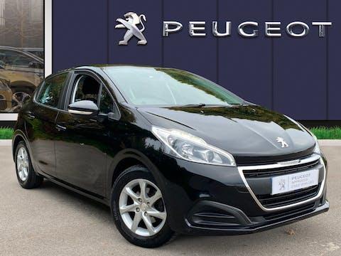 Peugeot 208 1.2 Puretech Active Hatchback 5dr Petrol (82 Ps) | FX67YBW