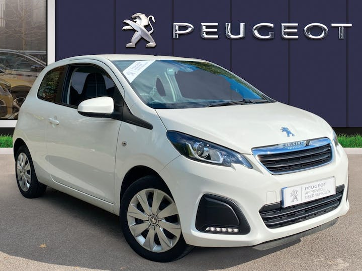 Peugeot 108 1.0 Active Hatchback 3dr Petrol (68 Ps) | FX67YCO | Photo 1