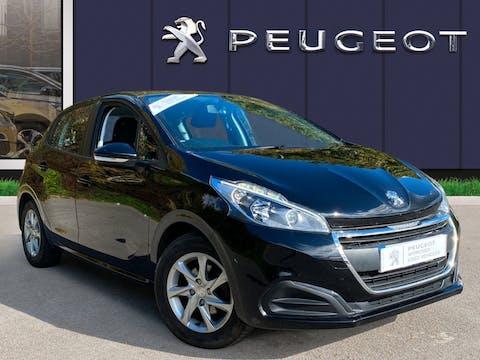 Peugeot 208 1.2 Puretech Active Hatchback 5dr Petrol (82 Ps) | FX67YDN