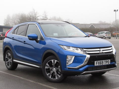 Mitsubishi Eclipse Cross 1.5t Exceed SUV 5dr Petrol Cvt 4wd (s/s) (163 Ps) | FX69TPO