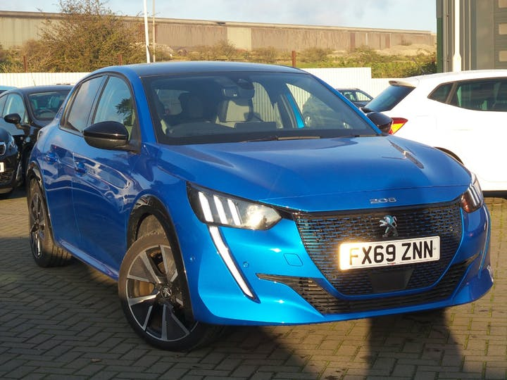 Peugeot 208 50kwh GT Hatchback 5dr Electric Auto (136 Ps) | FX69ZNN | Photo 1