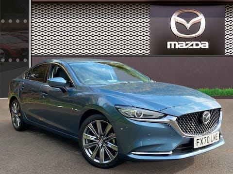 Mazda Mazda6 2.0 Skyactiv G Sport Nav+ Saloon 4dr Petrol Manual (s/s) (165 Ps) | FX70LME