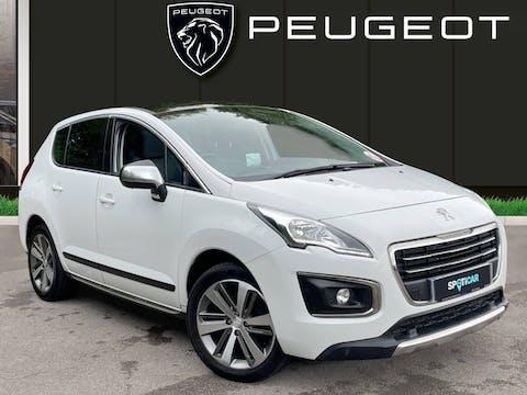 Peugeot 3008 1.6 Bluehdi Allure SUV 5dr Diesel Manual (s/s) (108 G/km, 120 Bhp) | FY15WEH