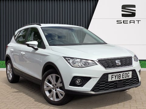 SEAT Arona 1.0 Tsi SE Technology SUV 5dr Petrol Manual (s/s) (95 Ps) | FY18EOG