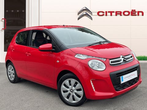 Citroen C1 1.0 VTi Feel Hatchback 5dr Petrol Manual (72 Ps) | FY19AKV