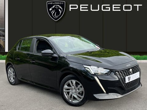 Peugeot 208 1.2 Puretech Active Hatchback 5dr Petrol Manual (s/s) (75 Ps) | FY20JJZ