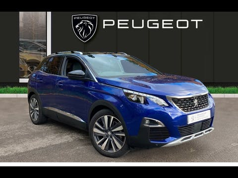 Peugeot 3008 1.6 13.2kwh GT SUV 5dr Petrol Plug In Hybrid E Eat 4wd (s/s) (300 Ps) | FY20VEV