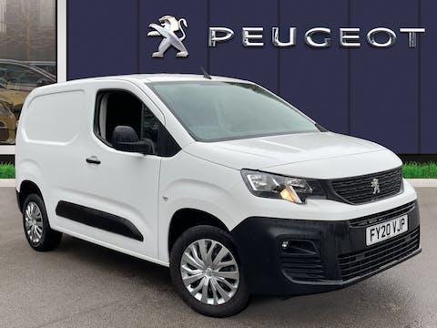 Peugeot Partner 1.2 Puretech 1000 Professional Standard Panel Van 5dr Petrol Manual SWB Eu6 (s/s) (110 Ps) | FY20VJP