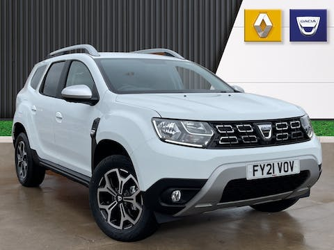 Dacia Duster 1.0 Tce Prestige SUV 5dr Bi Fuel Manual (s/s) (100 Ps) | FY21VOV