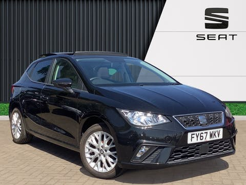 SEAT Ibiza 1.0 Mpi SE Design Hatchback 5dr Petrol Manual (s/s) (75 Ps) | FY67WKV