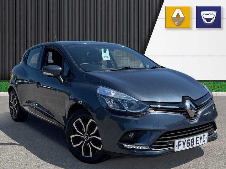 Renault Clio 0.9 Tce Play Hatchback 5dr Petrol (s/s) (90 Ps)   FY68EYC   Photo 1