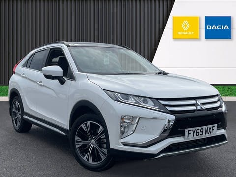 Mitsubishi Eclipse Cross 1.5t Exceed SUV 5dr Petrol (s/s) (163 Ps) | FY69MXF