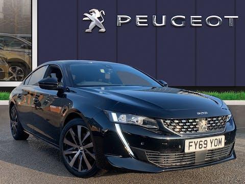 Peugeot 508 1.5 Bluehdi GT Line Fastback 5dr Diesel Manual (s/s) (130 Ps) | FY69YOM