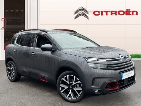 Citroen C5 Aircross 1.5 Bluehdi Flair Plus SUV 5dr Diesel Eat8 (s/s) (130 Ps) | FY70FOP