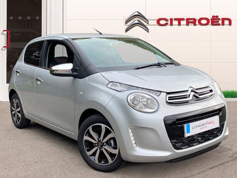 Citroen C1 1.0 VTi Flair Hatchback 5dr Petrol Manual (s/s) (72 Ps) | FY70FRK