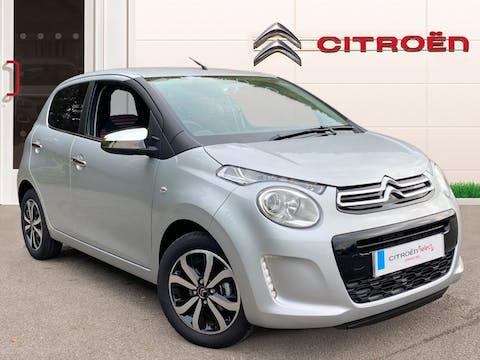 Citroen C1 1.0 VTi 72PS Flair 5dr | FY70FRK