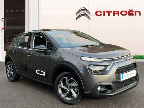 Citroen C3 1.2 Puretech Flair Hatchback 5dr Petrol Manual (s/s) (83 Ps) | FY70FTD