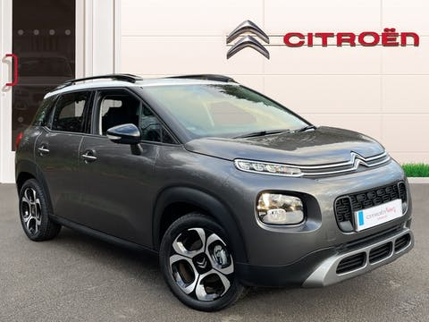 Citroen C3 AIRCROSS 1.2 Puretech Flair SUV 5dr Petrol Manual (s/s) (110 Ps) | FY70FTX