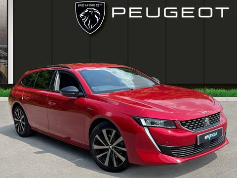 Peugeot 508 SW 1.5 Bluehdi GT Line Estate 5dr Diesel Manual (s/s) (130 Ps) | FY70KFD