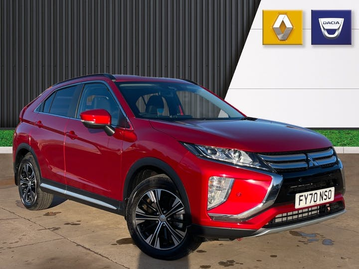 Mitsubishi Eclipse Cross 1.5t 3 SUV 5dr Petrol Cvt 4wd (s/s) (163 Ps) | FY70NSO | Photo 1