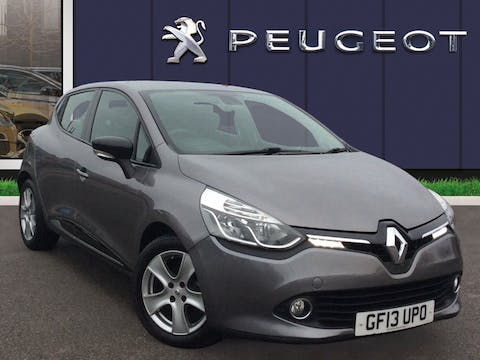 Renault Clio 1.5 DCi Energy Dynamique Medianav Hatchback 5dr Diesel Manual (s/s) (90 G/km, 90 Bhp) | GF13UPO