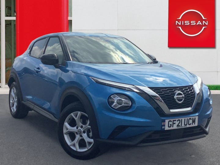 Nissan Juke 1.0 Dig T N Connecta SUV 5dr Petrol Dct Auto (s/s) (114 Ps) | GF21UCM | Photo 1