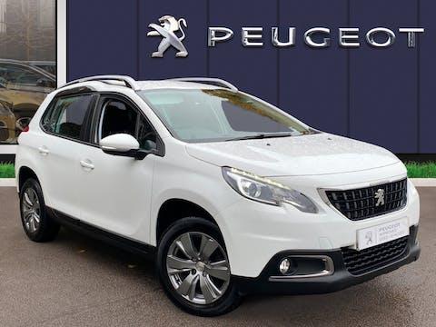 Peugeot 2008 1.2 Puretech Active SUV 5dr Petrol (82 Bhp) | GK67EXR