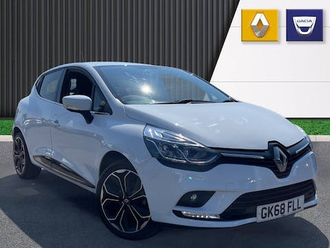 Renault Clio 0.9 Tce Iconic Hatchback 5dr Petrol (s/s) (90 Ps) | GK68FLL