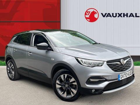 Vauxhall Grandland X 1.2 Turbo SRi Nav SUV 5dr Petrol Manual (s/s) (130 Ps) | GV70KUD
