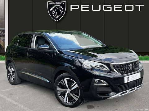 Peugeot 3008 1.6 Bluehdi Allure SUV 5dr Diesel Eat (s/s) (120 Ps)   GY67KFD