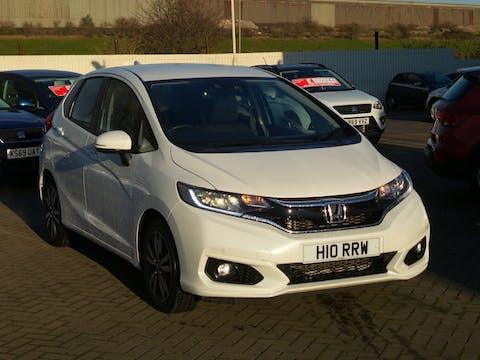 Honda Jazz 1.3 I Vtec Ex Hatchback 5dr Petrol Cvt (s/s) (102 Ps) | H10RRW